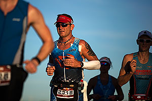 09:50:49 - running at Ironman Arizona 2012