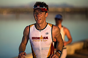 10:08:09 - running at Ironman Arizona 2012