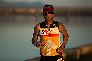10:12:54 - running at Ironman Arizona 2012