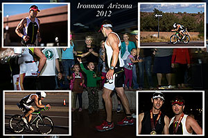 11:44:30 Running at Ironman Arizona 2012