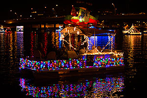 Boat #53 at APS Fantasy of Lights Boat Parade