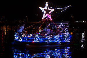 Boat #42 at APS Fantasy of Lights Boat Parade