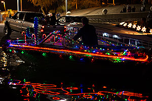 Boat #41 at APS Fantasy of Lights Boat Parade