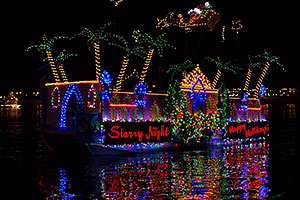 Boat #36 at APS Fantasy of Lights Boat Parade