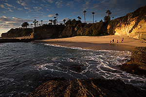 Aliso Creek Beach, California