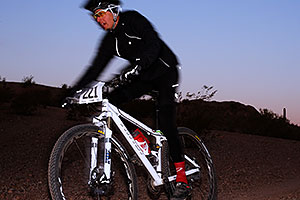 #221 Mountain Biking at 12 Hours at Papago in Tempe