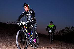 #39 and #427 Mountain Biking at 12 Hours at Papago in Tempe