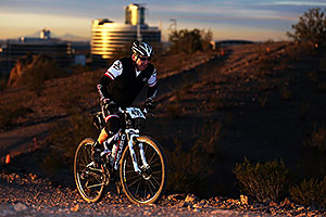 #455 Mountain Biking at 12 Hours at Papago in Tempe