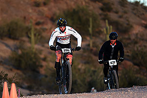 #209 and #438 Mountain Biking at 12 Hours at Papago in Tempe