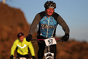 #57 Mountain Biking at 12 Hours at Papago in Tempe