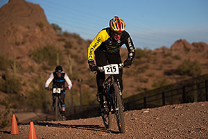 #215 Mountain Biking at 12 Hours at Papago in Tempe