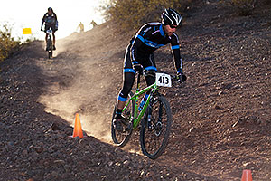 #413 Mountain Biking at 12 Hours at Papago in Tempe
