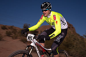 #405 Mountain Biking at 12 Hours at Papago in Tempe