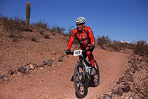 #416 Mountain Biking at 12 Hours at Papago in Tempe