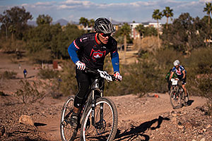#444 Mountain Biking at 12 Hours at Papago in Tempe