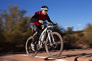 #448 Mountain Biking at 12 Hours at Papago in Tempe