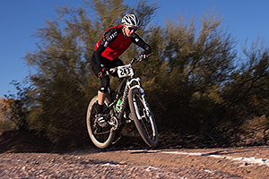 #243 Mountain Biking at 12 Hours at Papago in Tempe