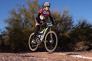 #237 Mountain Biking at 12 Hours at Papago in Tempe