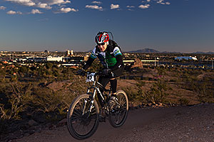#445 Mountain Biking at 12 Hours at Papago in Tempe
