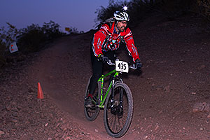 #435 Mountain Biking at 12 Hours at Papago in Tempe