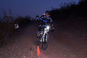 #408 Mountain Biking at 12 Hours at Papago in Tempe
