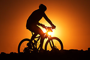#449 Mountain Biking at 12 Hours at Papago in Tempe