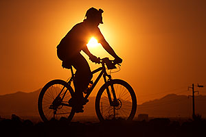 #440 Mountain Biking at 12 Hours at Papago in Tempe
