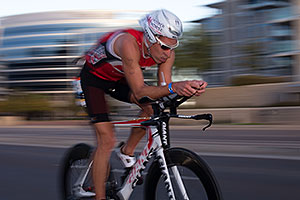 #70 cycling at Ironman Arizona 2013