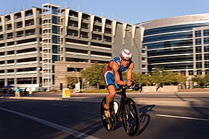 #64 cycling at Ironman Arizona 2013
