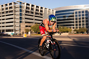 #45 cycling at Ironman Arizona 2013
