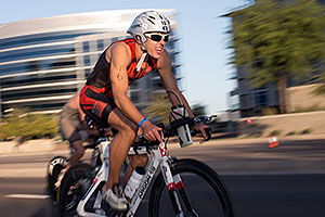 - #16 cycling at Ironman Arizona 2013