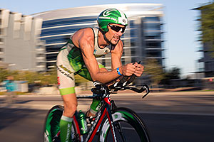 - #40 cycling at Ironman Arizona 2013