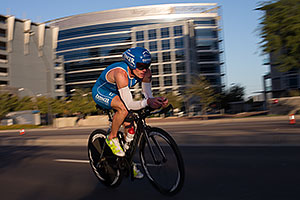 - Cycling at Ironman Arizona 2013