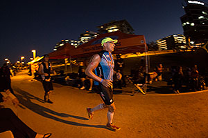 - Running at Ironman Arizona 2013