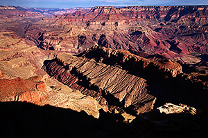 Morning at Lipan Point at Grand Canyon