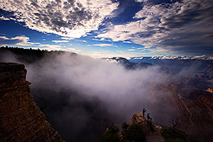 Views of Grand Canyon