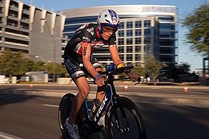 00:53:16 #23 Lewis Elliot [DNF,USA,00:55:39 swim] cycling at Ironman Arizona 2014