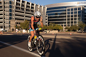 00:53:31 #20 Scott Defilippis [DNF,USA,00:55:28 swim] cycling at Ironman Arizona 2014