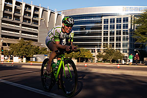 01:01:16 #69 Heather Jackson [3rd,USA,09:08:57] cycling at Ironman Arizona 2014
