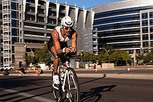 01:24:50 cycling at Ironman Arizona 2014