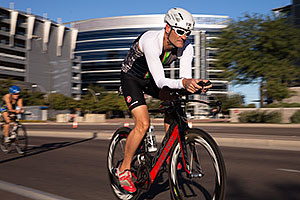 01:32:45 cycling at Ironman Arizona 2014