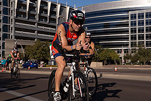 01:39:12 cycling at Ironman Arizona 2014