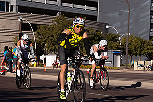 01:47:31 cycling at Ironman Arizona 2014