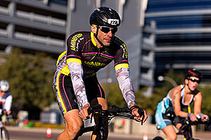 01:49:39 cycling at Ironman Arizona 2014