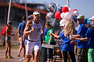 06:08:39 Running at Ironman Arizona 2014