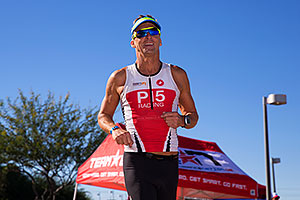 06:57:47 Running at Ironman Arizona 2014