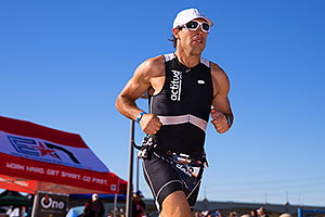 06:57:31 Running at Ironman Arizona 2014