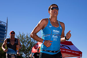 07:24:43 Running at Ironman Arizona 2014