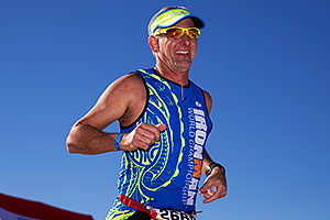 07:41:46 Running at Ironman Arizona 2014
