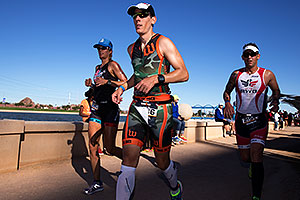 07:59:59  Running at Ironman Arizona 2014